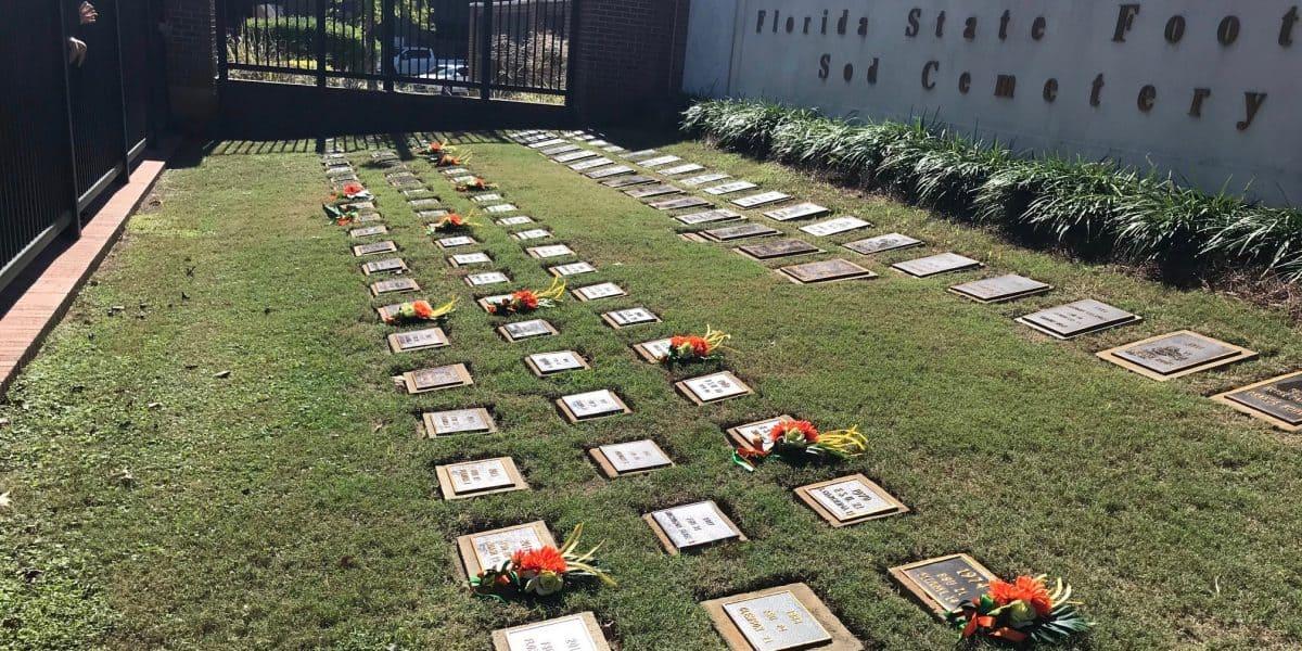 FSU's Sod Cemetery
