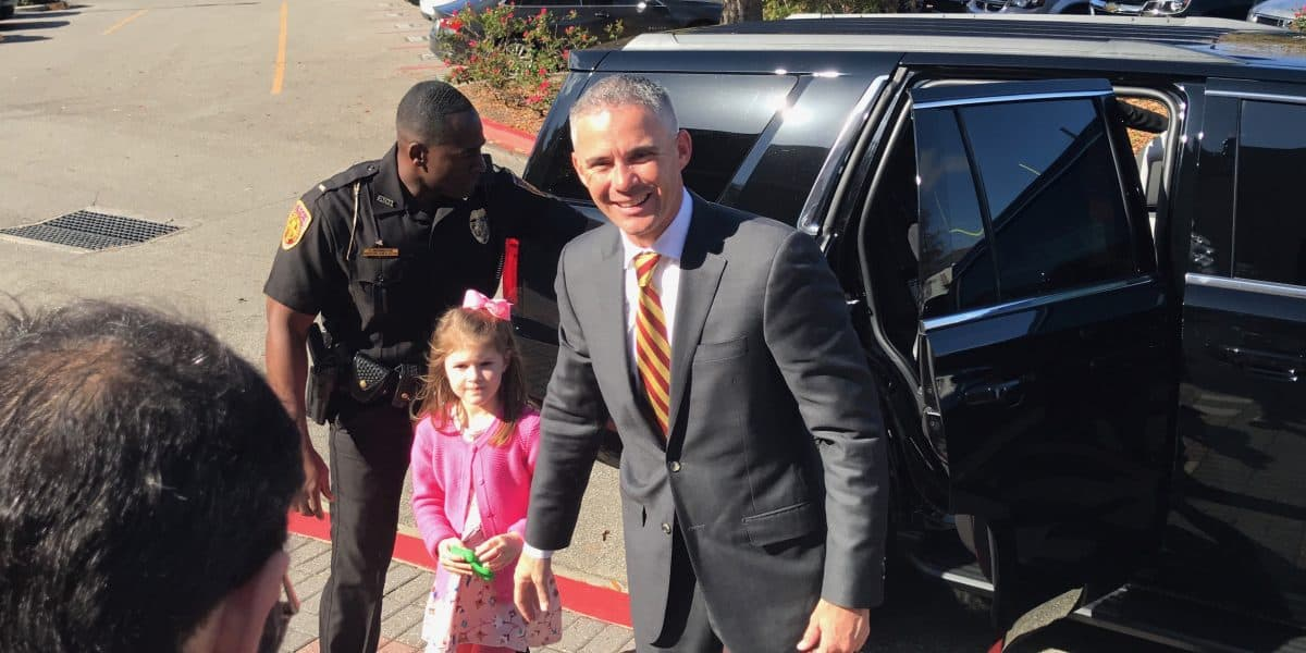 Mike Norvell Success Is Coming There Are Great Days Ahead