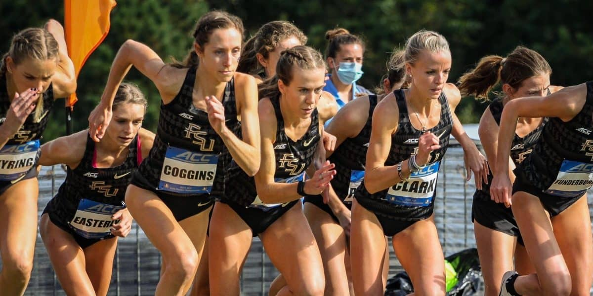 FSU women's cross country