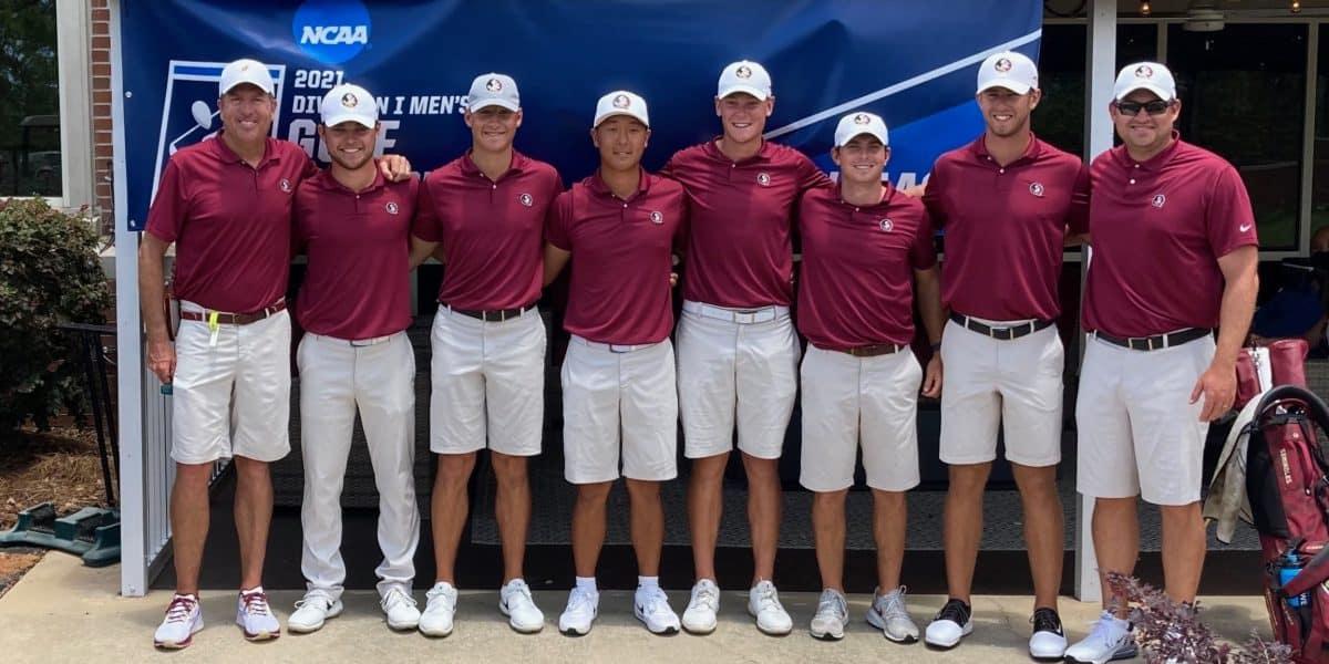 FSU golf regional
