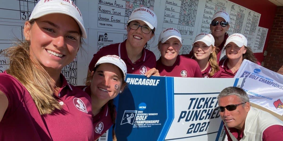 FSU women's golf