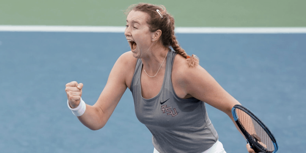 FSU women's tennis