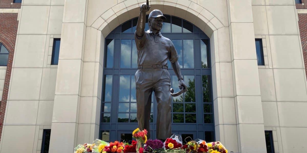 Bobby Bowden statue
